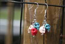earrings for the fun people  / by Genice Rill