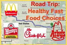 Healthy Fast Food Choices...