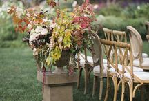 Fall Weddings / Inspiration for nature inspired Fall weddings.