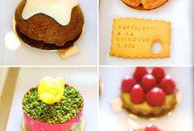 Pâtisserie / Gâteau / Entremet