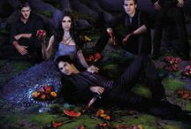 The Vampire Diaries / by Emily Newby
