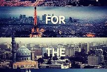 Pray for the world. Pray For Humanity