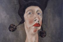 A Thin Disguise 1995 / Paintings