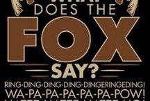 What Does The Fox Say / http://www.youtube.com/watch?v=jofNR_WkoCE