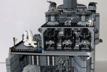 Lego starwars display inspirations
