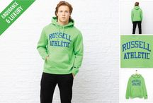 Colour me Russell!