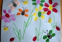Ecole arts plastiques printemps