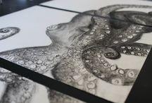 Abstract AlheitArts Art / Meine Entwicklung