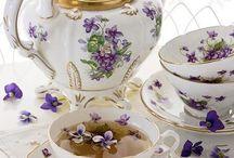 Tea Time and Coffee Breaks