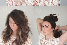 hair styles  / by Jessica Haukap