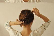 Letityksiä/hiusjuttuja