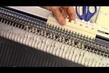 Strojové pletení