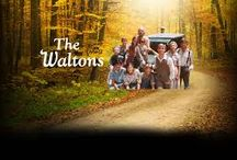 The Waltons, TV Series / One of my favorite television series.  I love the early series the best.  However, they are all good. / by Teresa Green