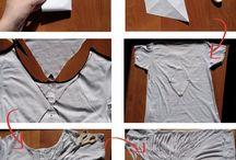 Re-designing items