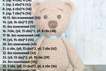 crochet toys pattern