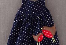 Inspirations couture enfants