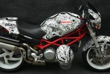 Sharpie i Ducati