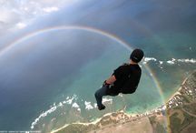 Hawaii / Where I live, there are rainbows. / by YL Fong