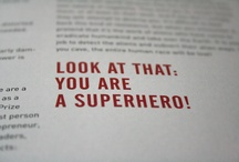 For Superheroes Only