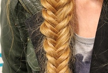 hair / by Morgan Burks