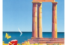 Greece vintage