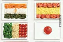 International food / by Angela Rae Hoppel