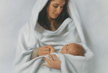 Jezus Maryja Religijne