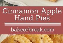 cinnamon apple pie