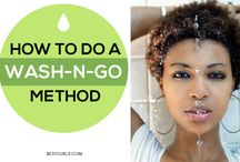 Wash and Go's