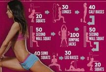 Work out legs / cellulite