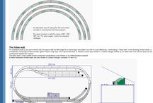 Spoorplan N