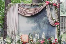Weddings - Backdrops