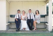Our Vintage Country Wedding / Our Vintage inspired Country Wedding in Te Aroha New Zealand.