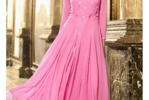 #looking #Princess in this Western #Gown.... Buy now @ styloshopping.com