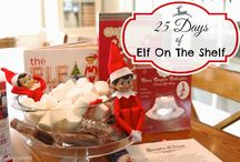 Elf on the Shelf / by Christa @ Controlling Craziness
