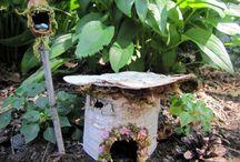 Fairy Houses / by Lila Flohr