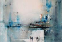 watercolour / by Sahra Stolz