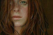 Favorite paintings, drawings