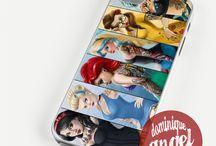 All Disney Princess Phone Case