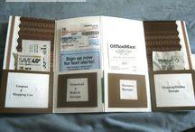 Home~Paper Organization / by Laura Plyler @ TheQueenofBooks