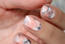 NAILS / #nails #nailart #acrylic #extensions #gel #gelpolish #trendy