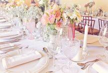Vintage Wedding Portugal Indoor Reception