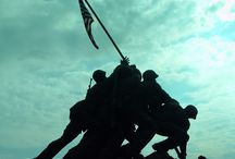 OORAH! / To the men & women fighting for our freedoms, THANK YOU. GOD BLESS THE MARINES! / by Robyn Fyock- Riggins