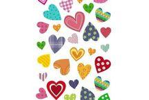 Stickers 3D / Stickers pour enfants