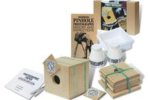 Pinhole - camera design / examples of pinhole cameras.  ingenious builds, beautiful solutions, challenging pinhole builds