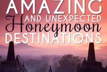 Honeymoons / Book your honeymoon hotels at www.yonderbound.com