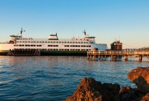 Travel by ferry / Leaving by ferry