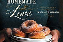 Favorite Cookbooks / Some of our staff's favorite cookbooks.