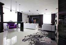 ⊱ULTRA MODERN INTERIORS & ARCHITECTURE⊰ / Ultra sleek and modern interior design and architecture