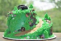 Cake designs / by Rachel Landry
